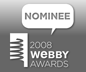 EPIC-FU nominated for its second Webby Award!